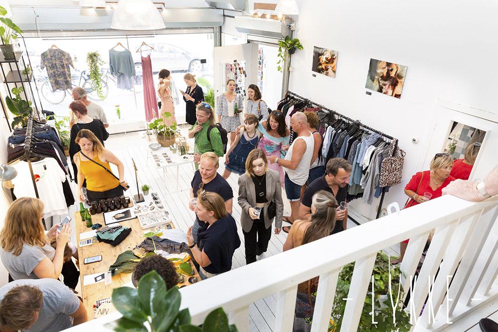 Opening van Lykke Jan Eef